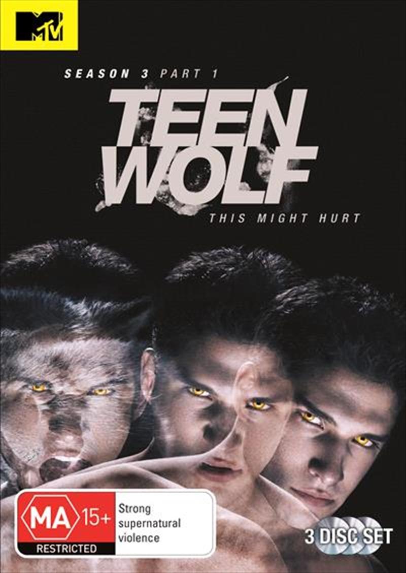 Teen Wolf - Season 3 - Part 1 | DVD