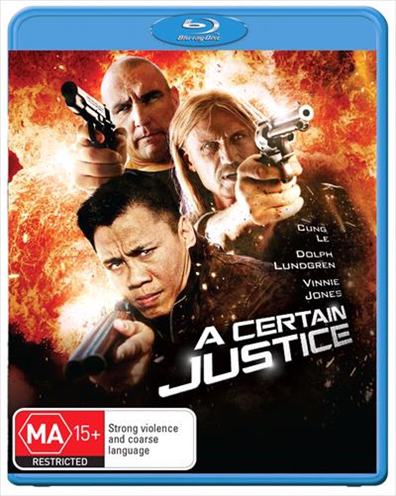A Certain Justice | Blu-ray