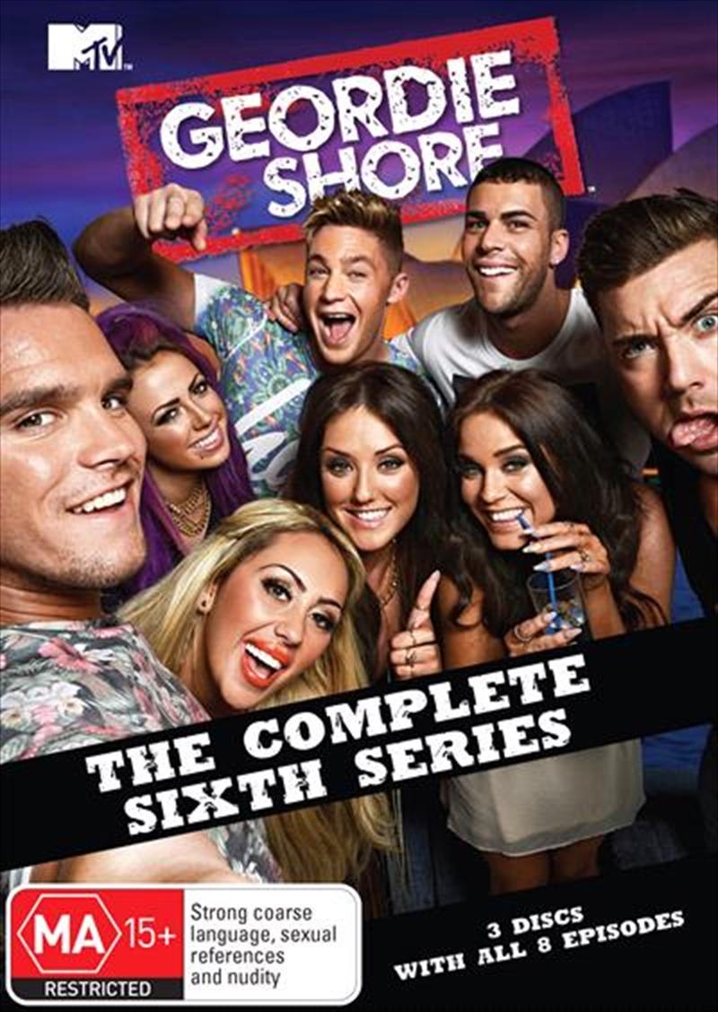Geordie Shore - Season 6 | DVD