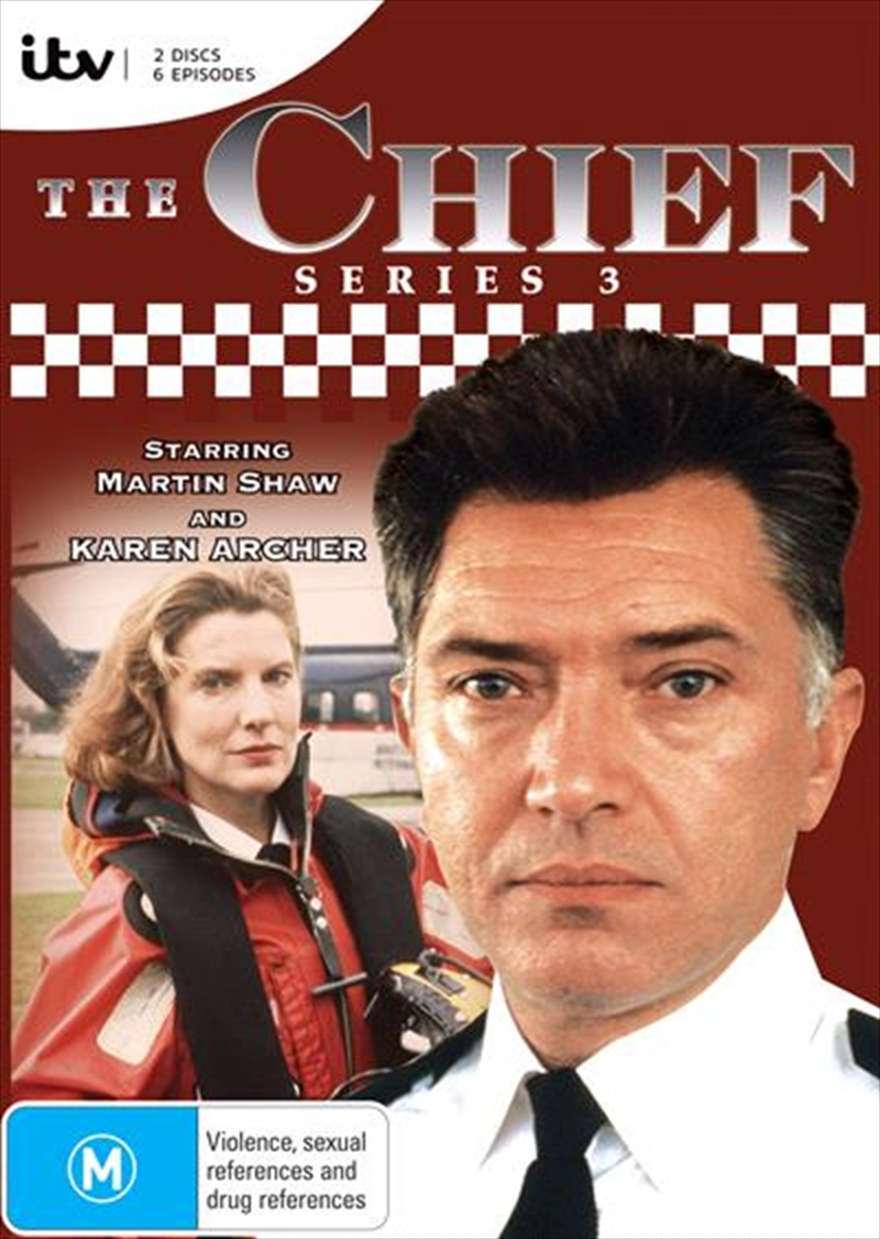 Chief - Series 3, The | DVD