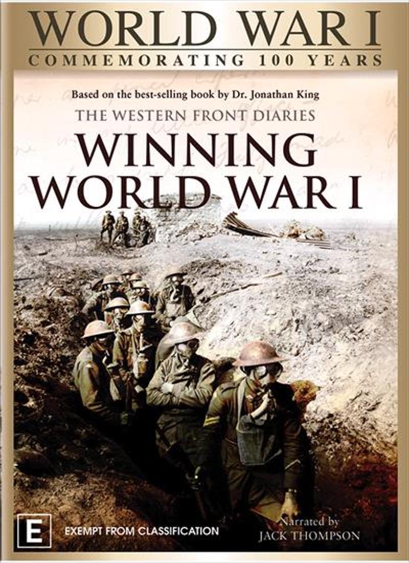 Winning World War I | DVD