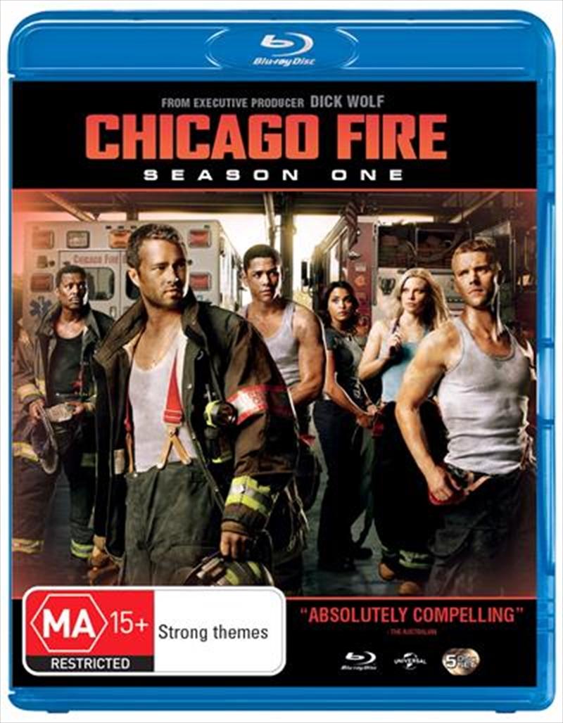Chicago Fire - Season 1 | Blu-ray