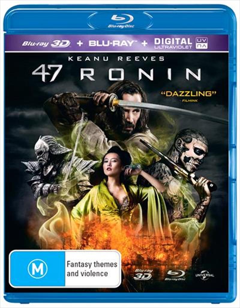 47 Ronin | Blu-ray 3D