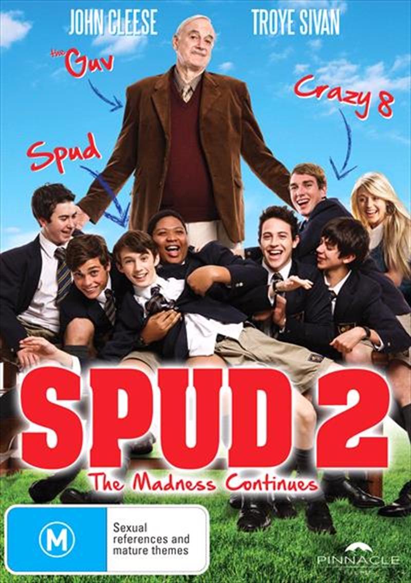 Spud 2 | DVD