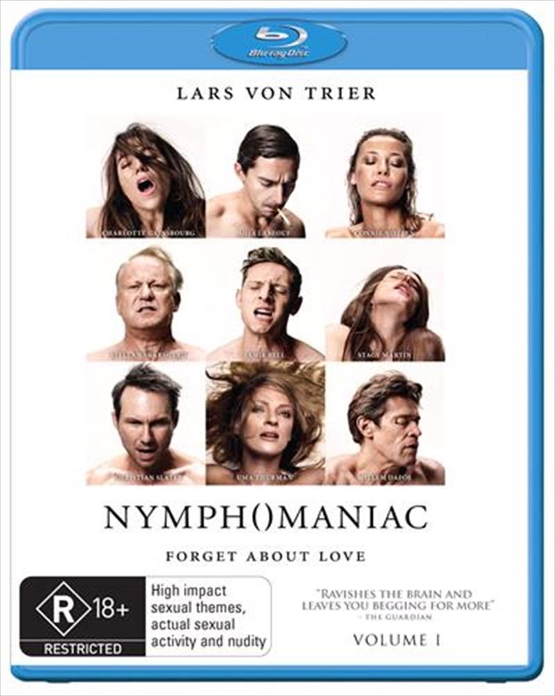 Nymphomaniac - Vol 1 | Blu-ray
