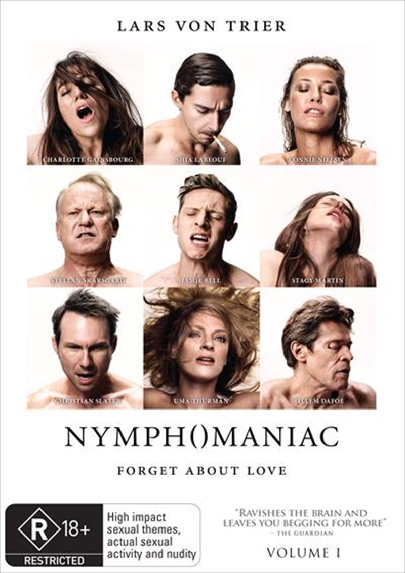 Nymphomaniac - Vol 1 | DVD