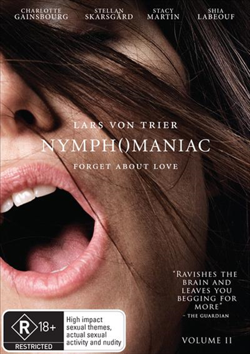 Nymphomaniac - Vol 2 | DVD