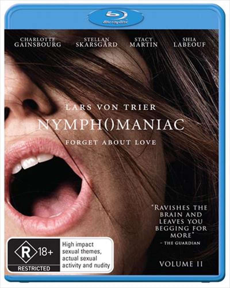 Nymphomaniac - Vol 2 | Blu-ray