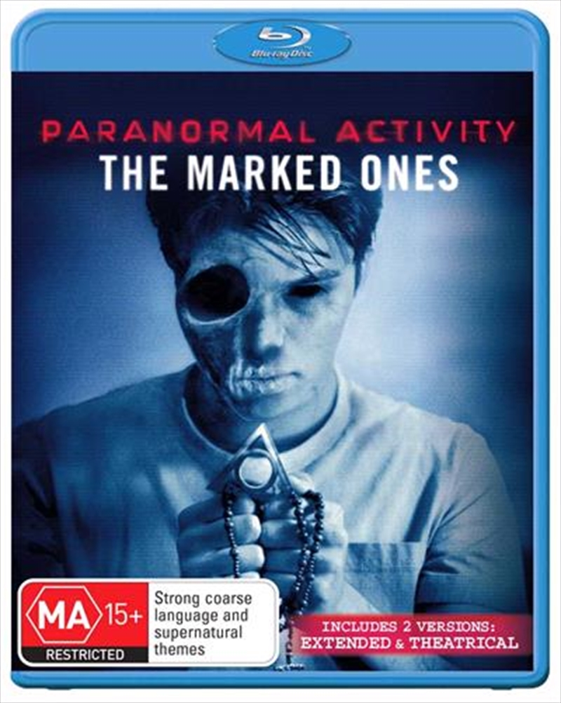 Paranormal Activity - The Marked Ones | Blu-ray