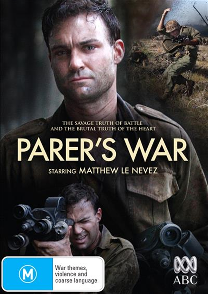 Parer's War | DVD