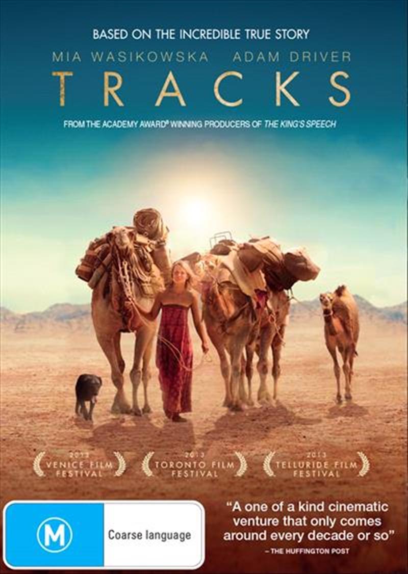 Tracks | DVD