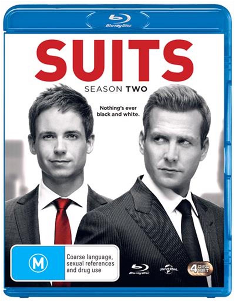 Suits - Season 2 | Blu-ray