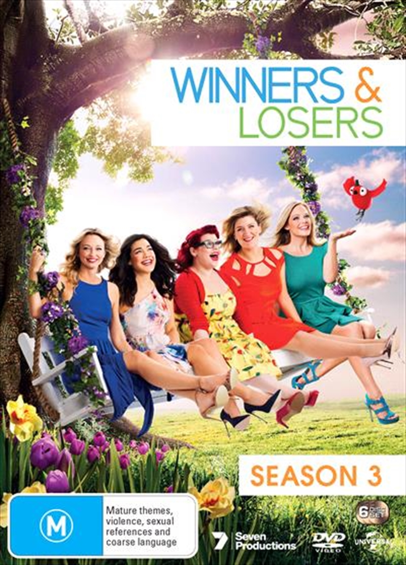 Winners and Losers - Season 3 | DVD