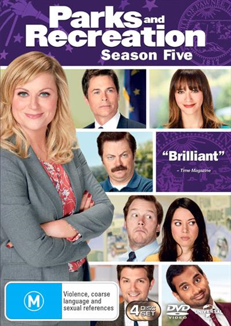 Parks And Recreation - Season 5 | DVD