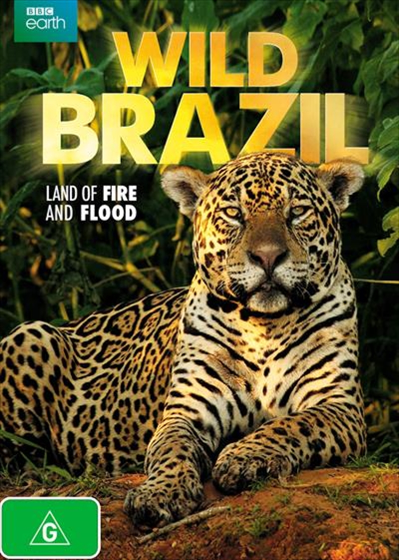 Buy Wild Brazil On Dvd Sanity Online