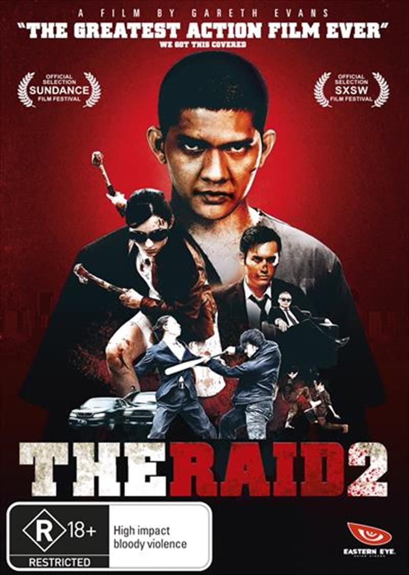 Raid 2, The   DVD