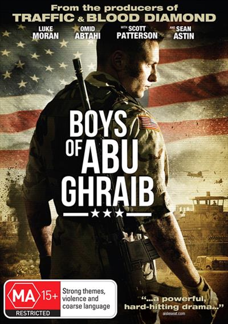 Boys Of Abu Ghraib | DVD