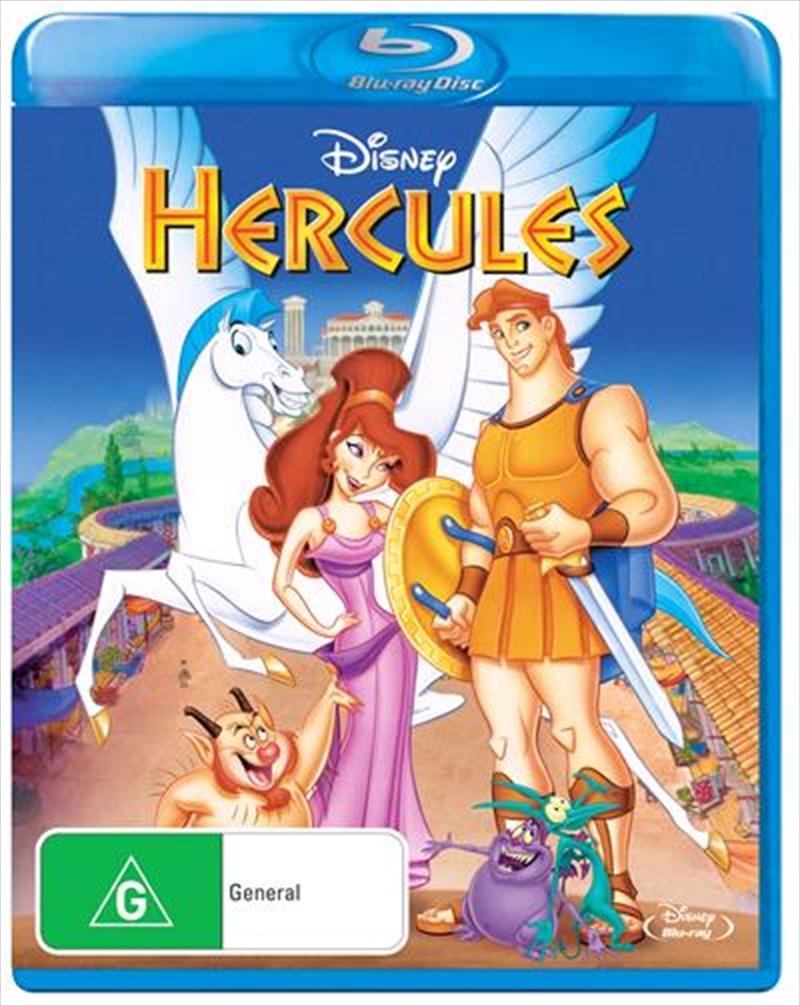 Hercules | Blu-ray