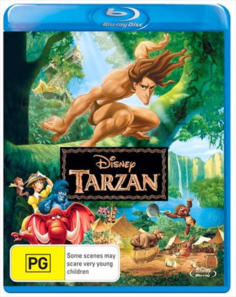 Tarzan | Blu-ray