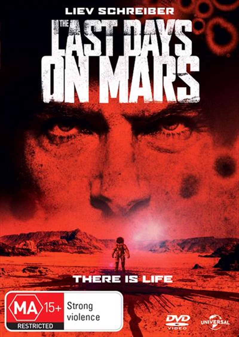 Last Days On Mars, The | DVD