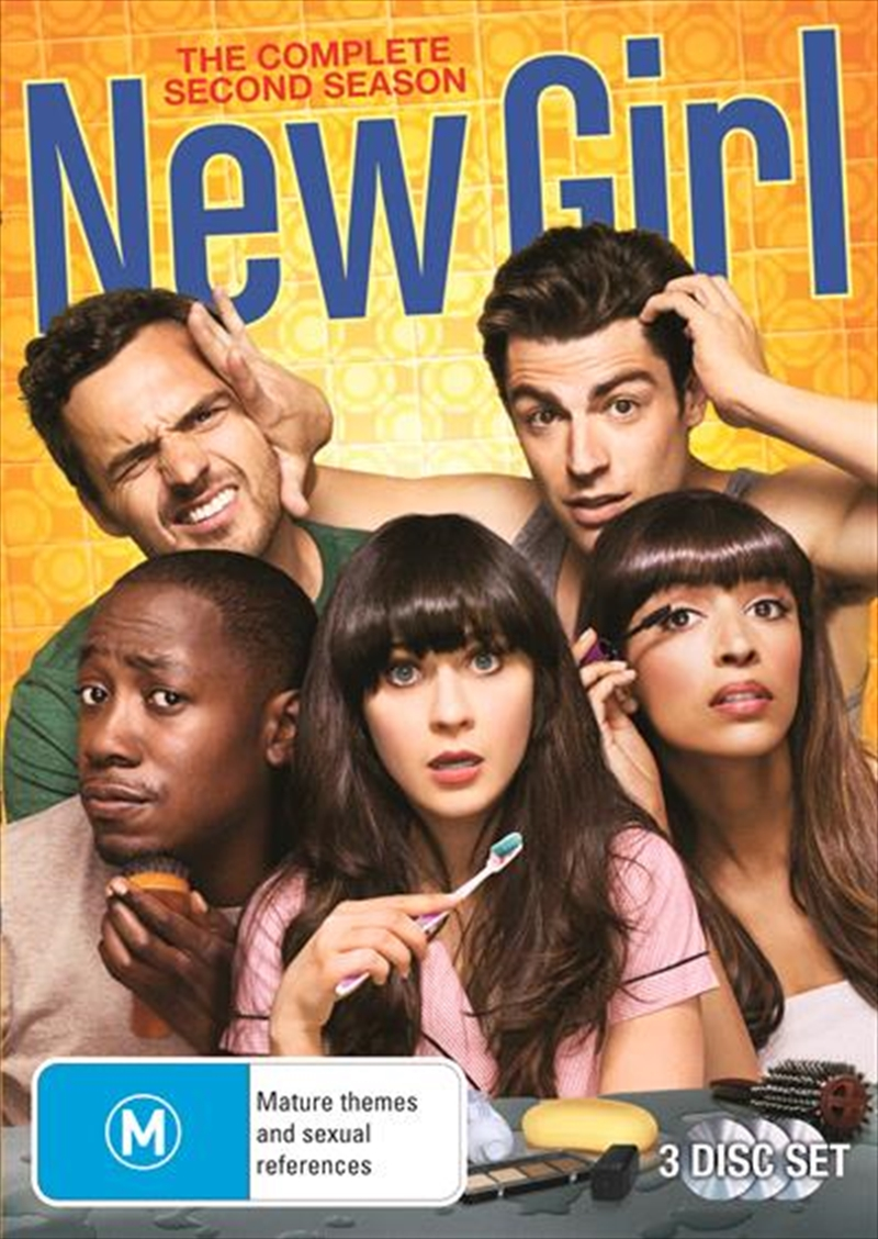 New Girl - Season 2 | DVD