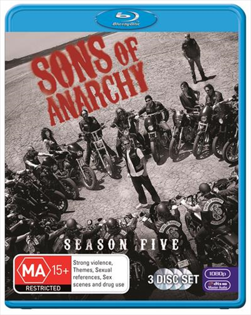 Sons Of Anarchy - Season 5 | Blu-ray