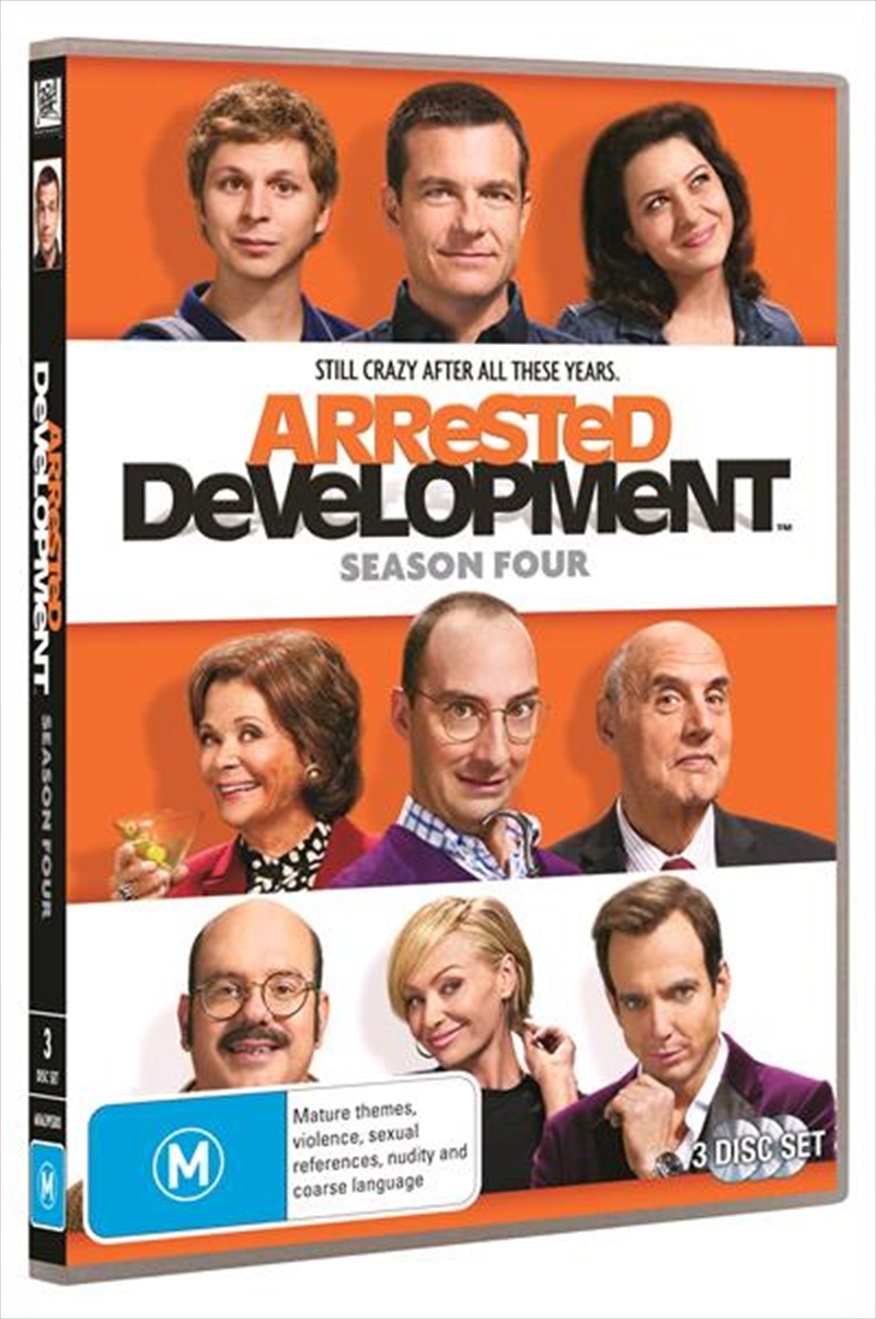 Arrested Development - Season 4 | DVD