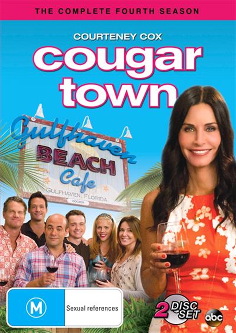 Cougar Town - Season 4 | DVD