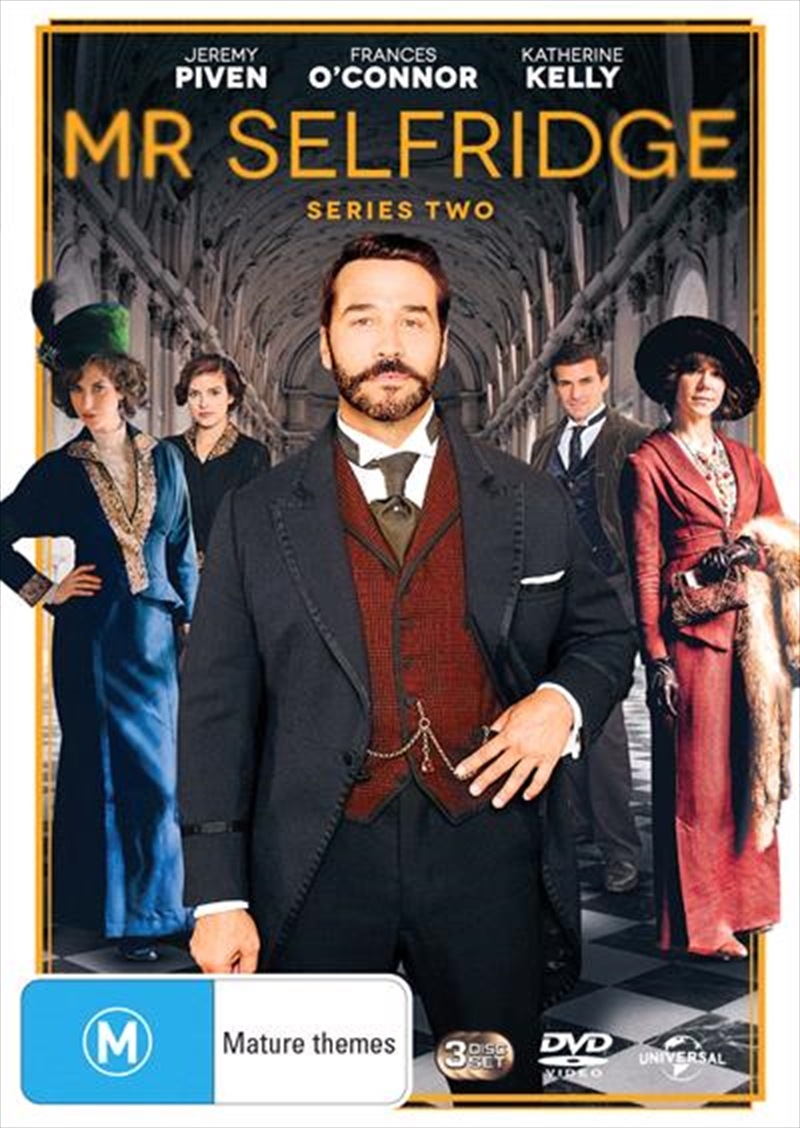 Mr. Selfridge - Season 2 | DVD
