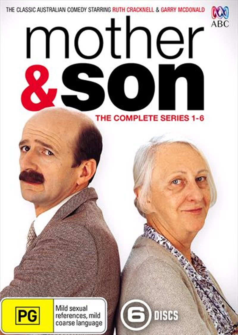 Mother and Son | Boxset | DVD