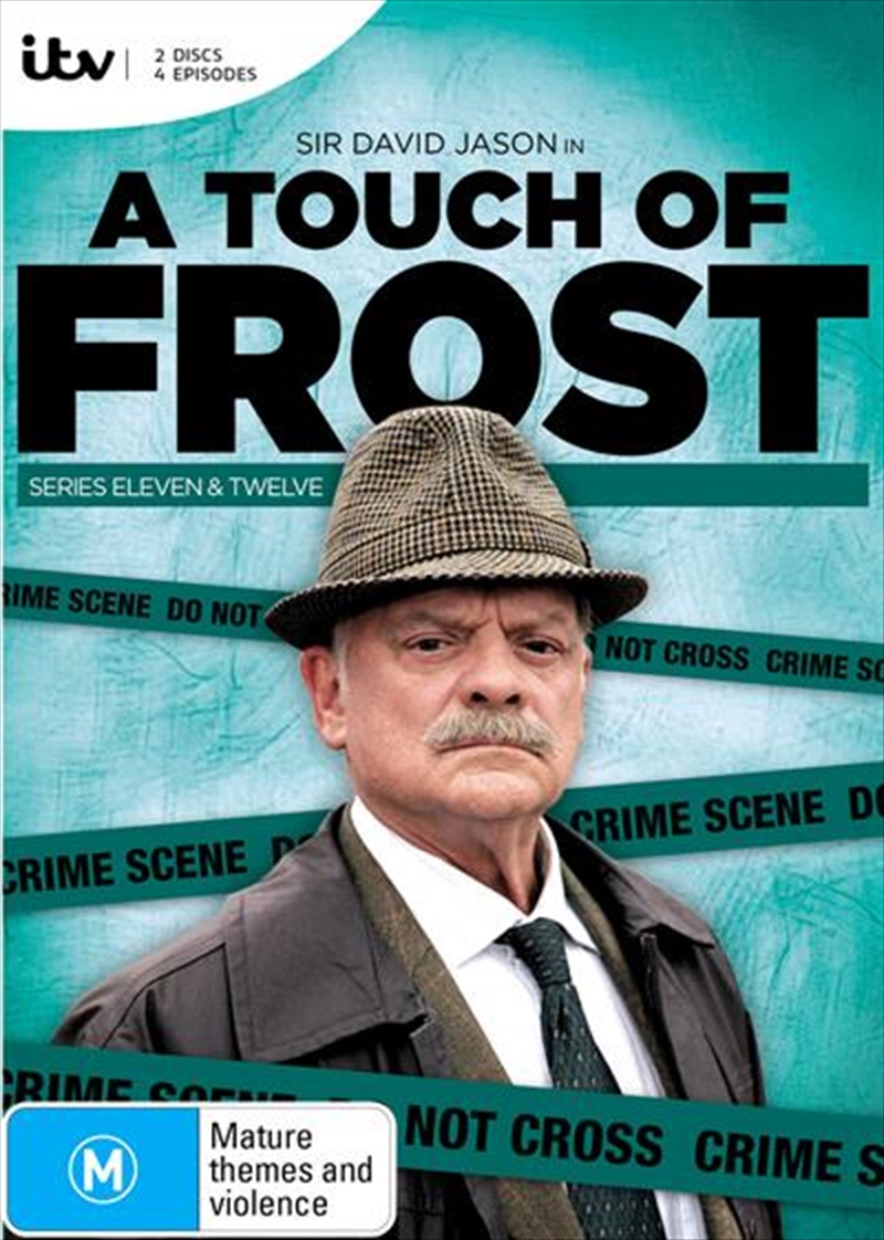 A Touch of Frost - Series 11-12 | DVD