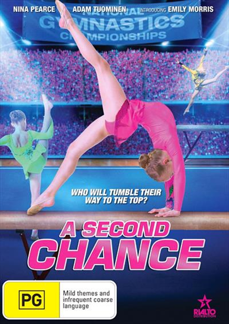 A Second Chance | DVD