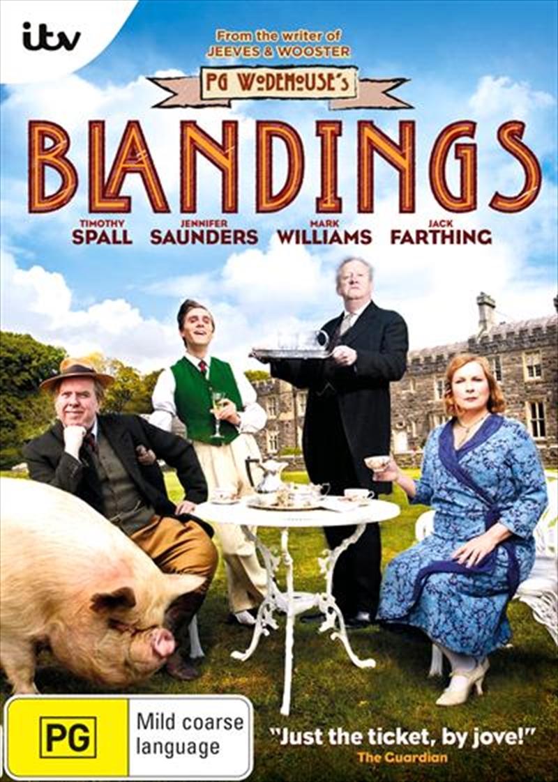 Blandings   DVD