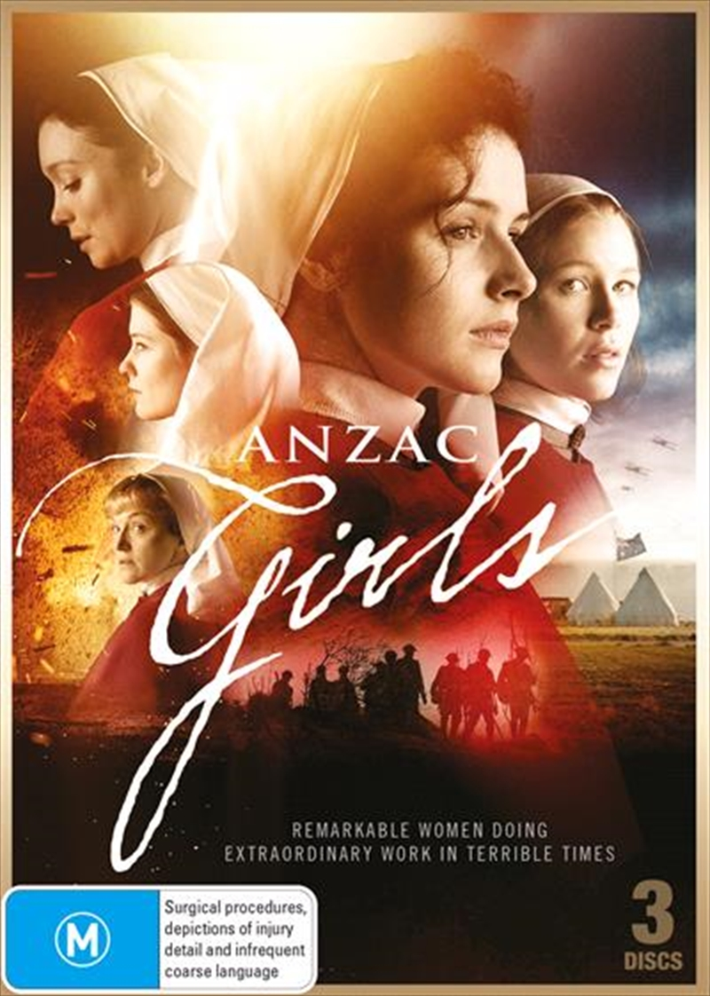 ANZAC Girls | DVD