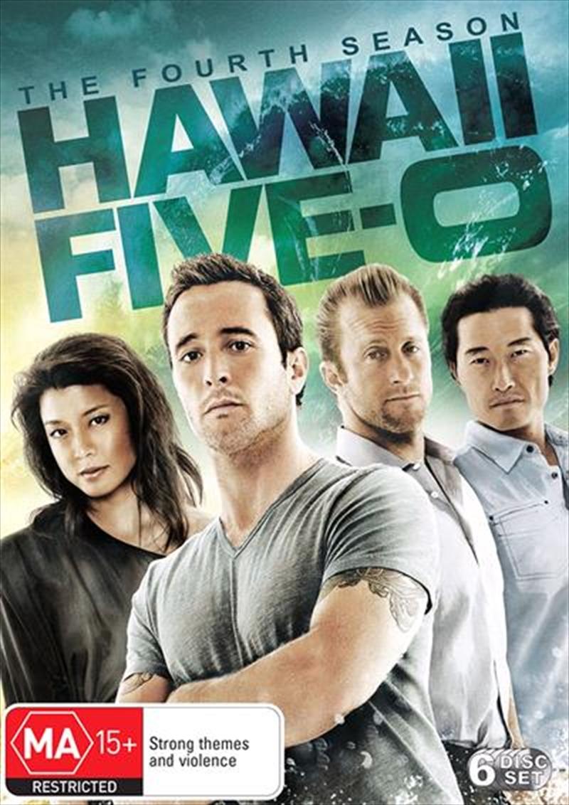 Hawaii Five-O - Season 4 | DVD