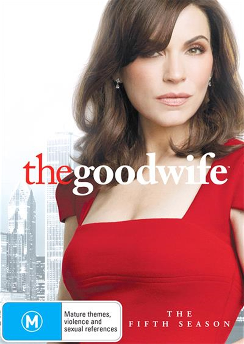 Good Wife - Season 5, The | DVD