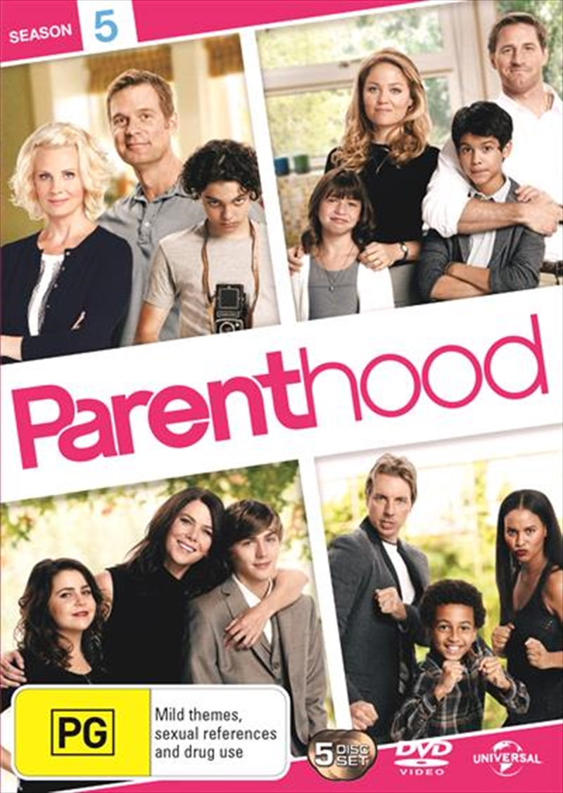 Parenthood - Season 5 | DVD