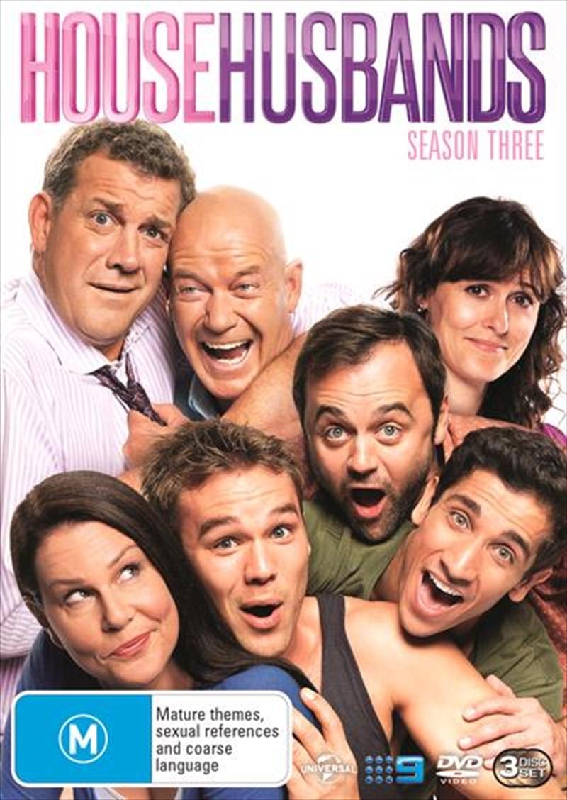 House Husbands - Series 3 | DVD