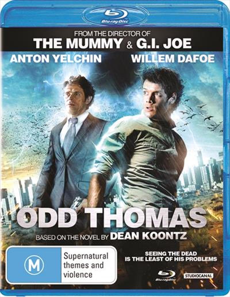 Odd Thomas | Blu-ray
