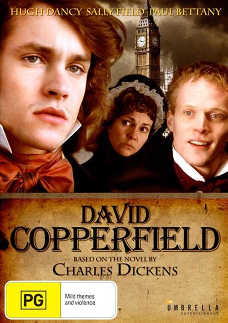 David Copperfield Drama Dvd Sanity