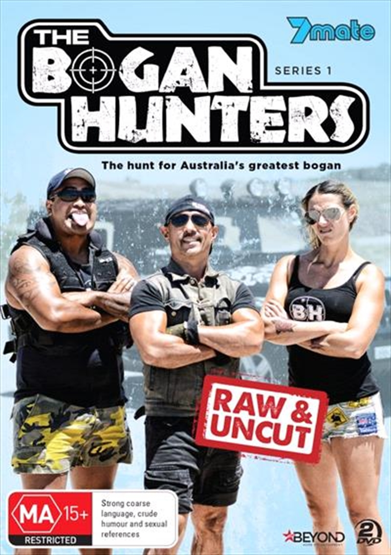 Bogan Hunters - Series 1, The | DVD