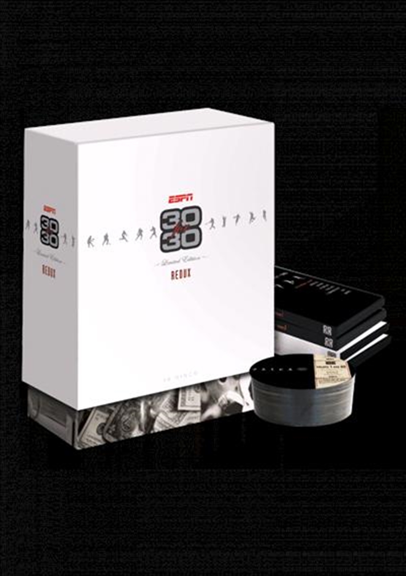 ESPN - 30 For 30 - Redux Limited Edition Boxset | DVD