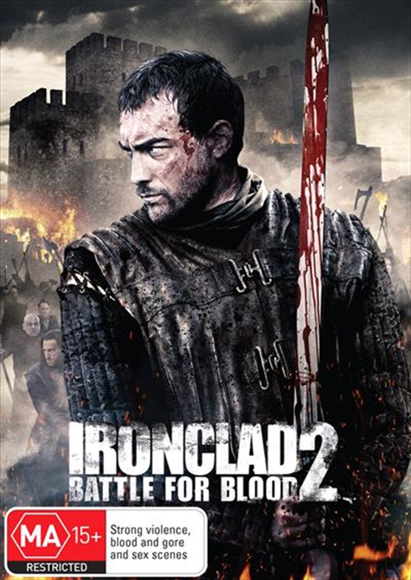 Ironclad 2 - Battle For Blood | DVD