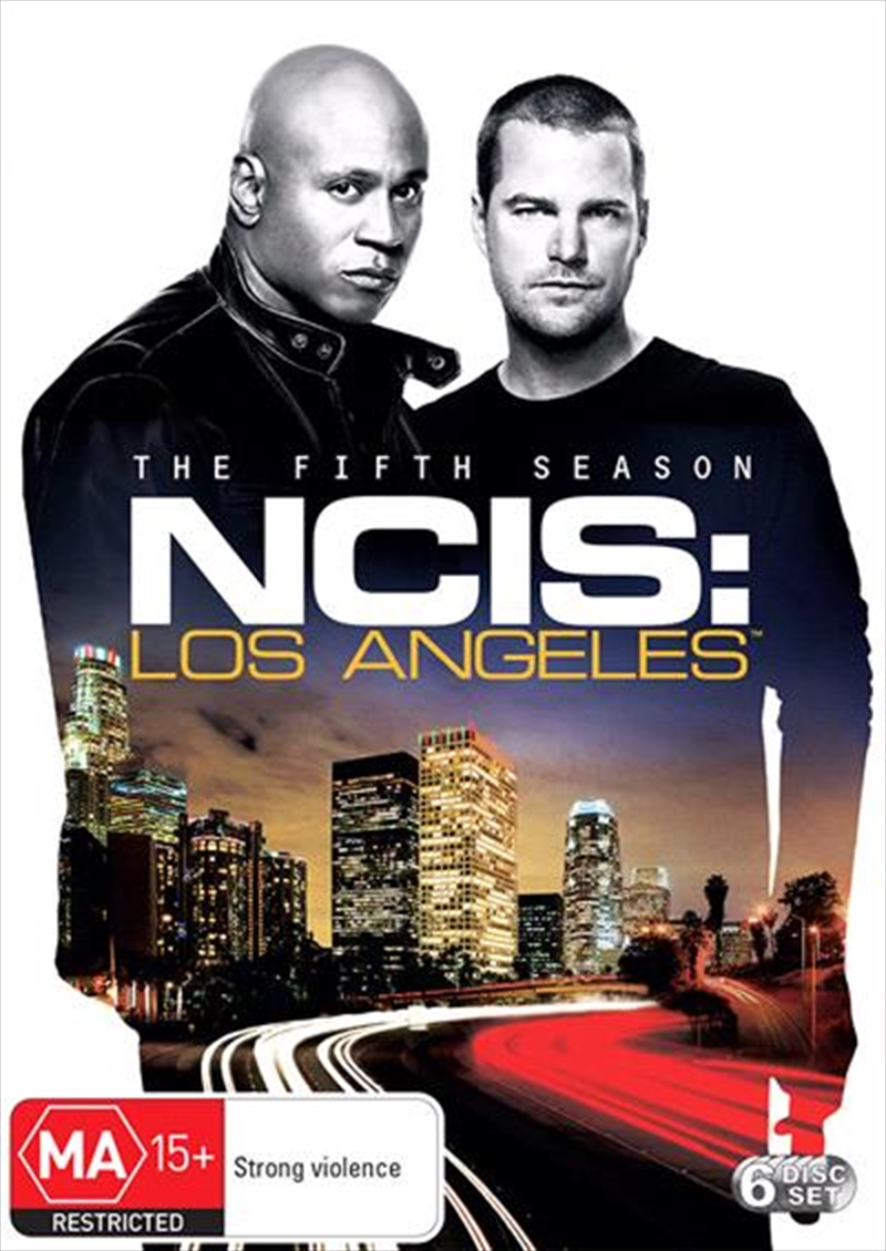 NCIS - Los Angeles - Season 5 | DVD