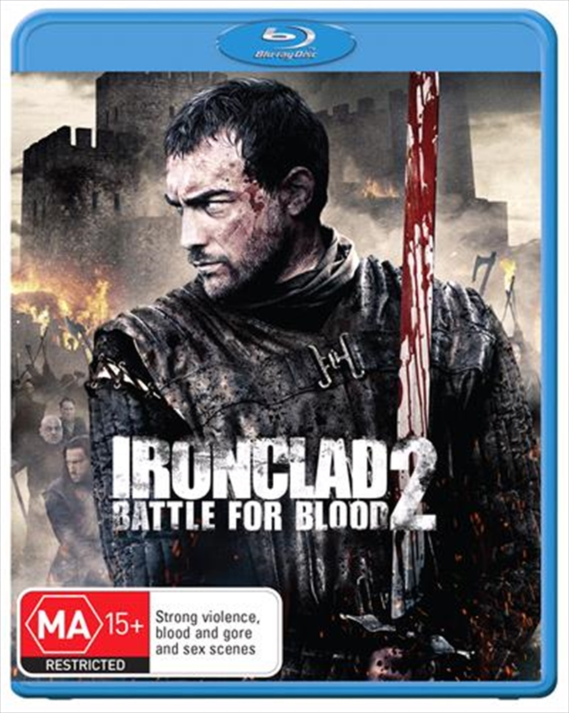 Ironclad 2 - Battle For Blood | Blu-ray
