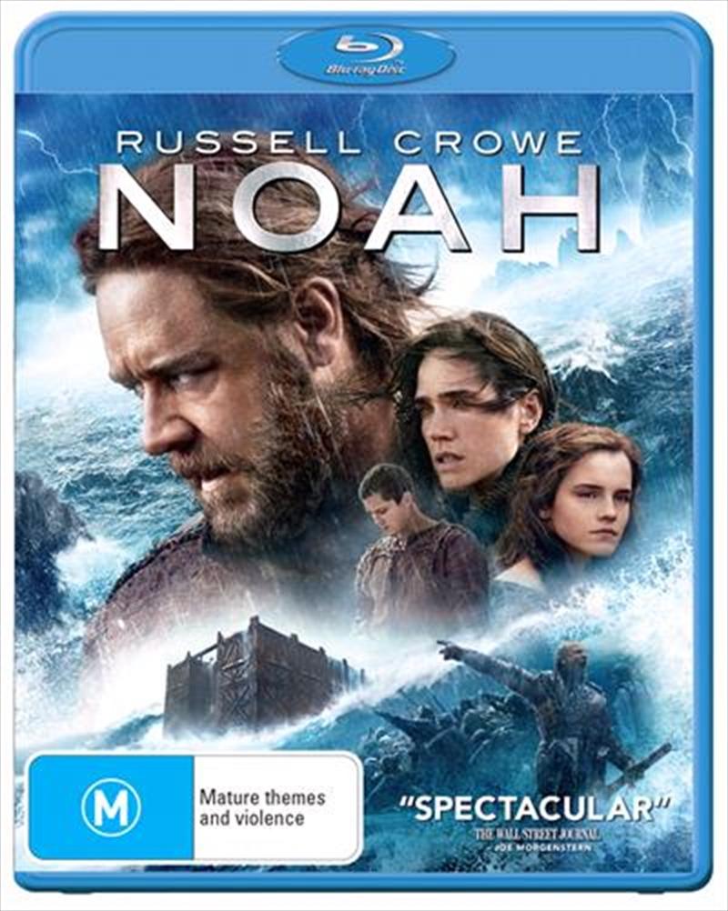 Noah | Blu-ray