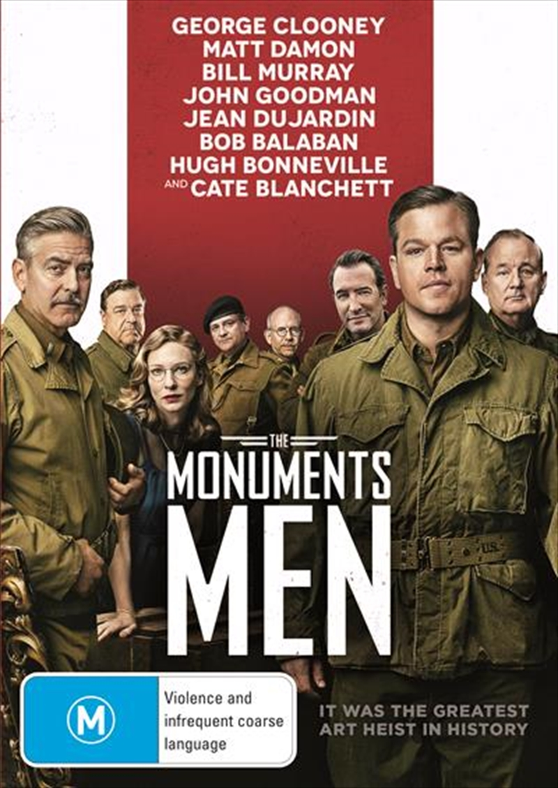 Monuments Men, The | DVD