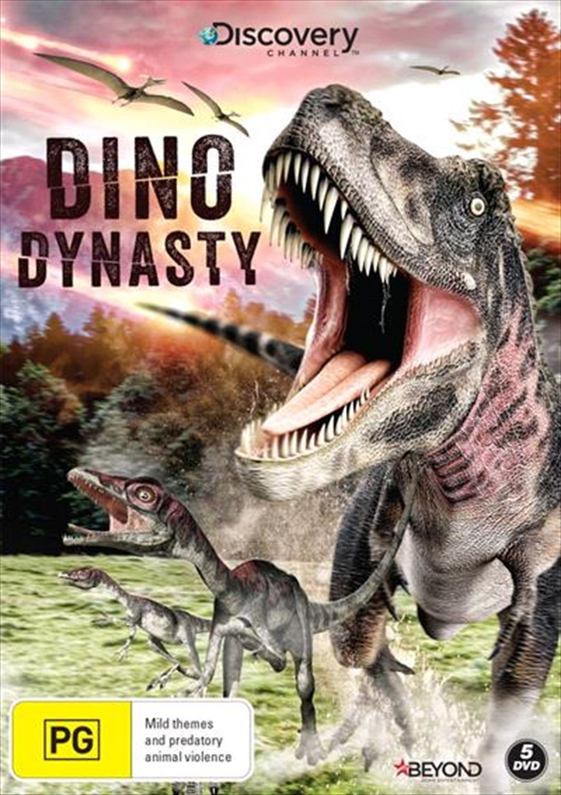 Dino Dynasty | DVD