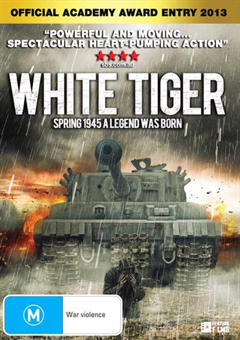 White Tiger | DVD