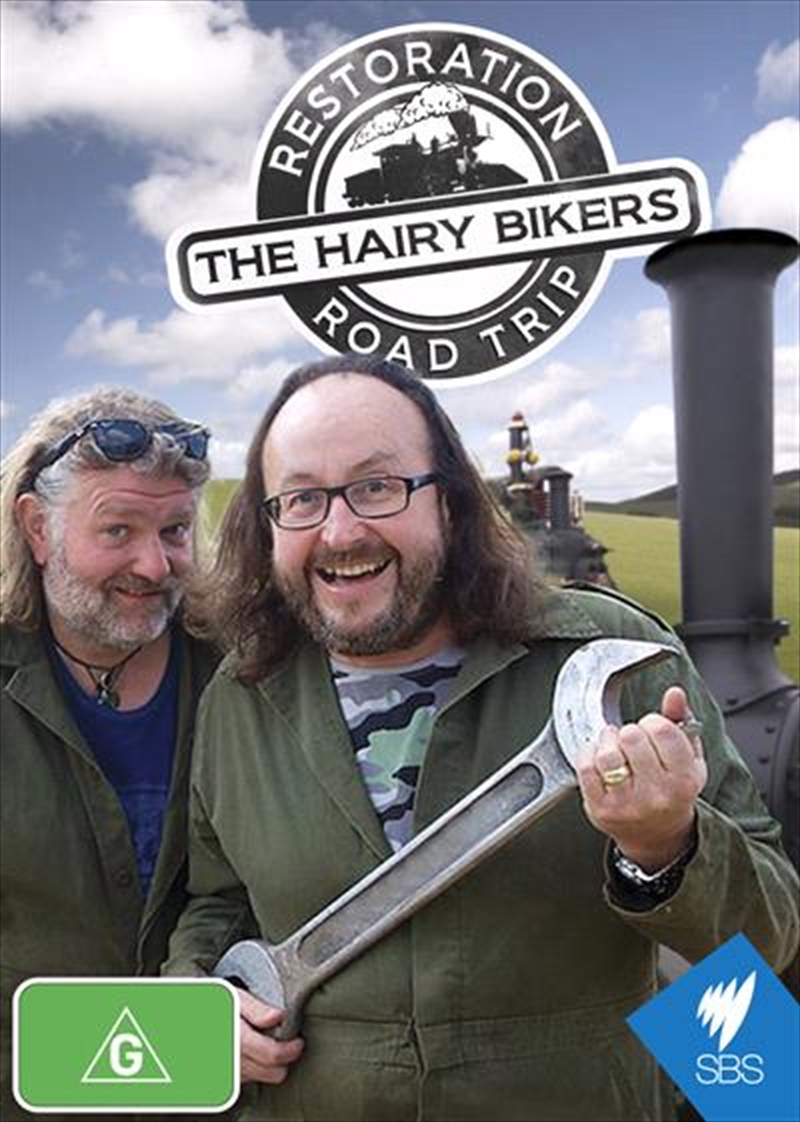 Hairy Bikers - Restoration Road Trip - Series 2, The | DVD